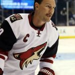 Shane Doan gives advice to his younger self