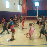 First DHD Hockey Clinic in Tucson