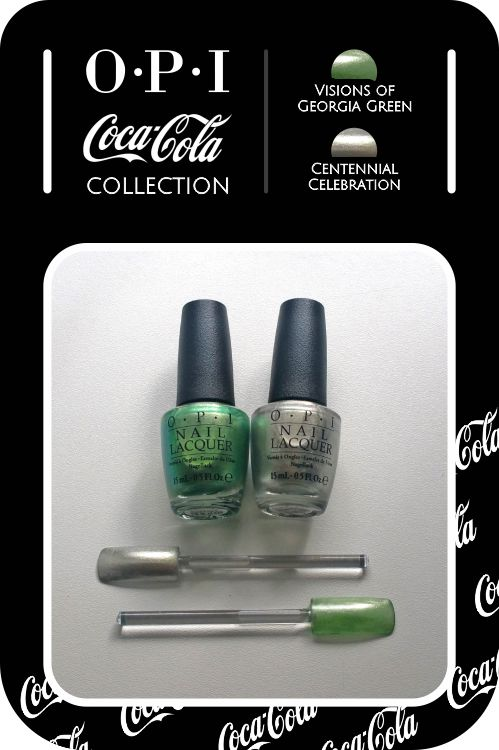 OPI Coca Cola – 100 Year Anniversary Collection