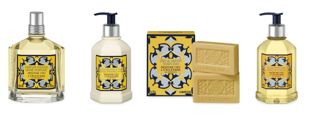 L'occitane Welcome Home Collection