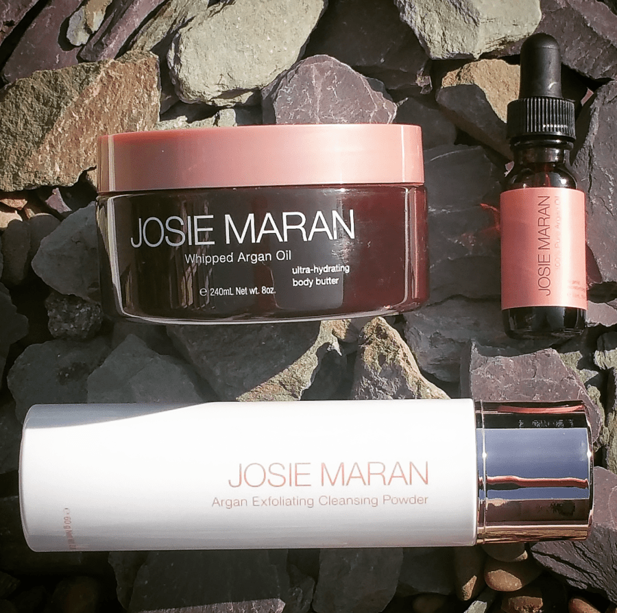 Josie Maran – The Power Of Argan Oil