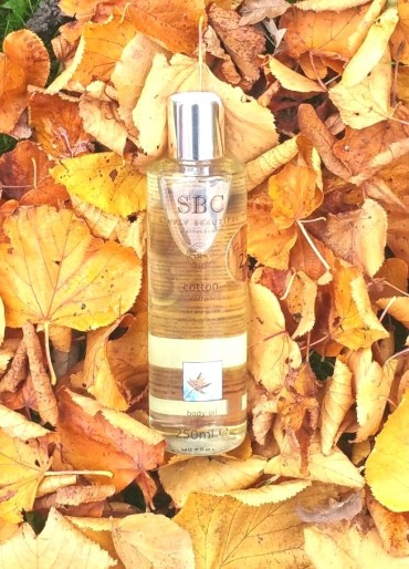 SBC Cotton Body Oil