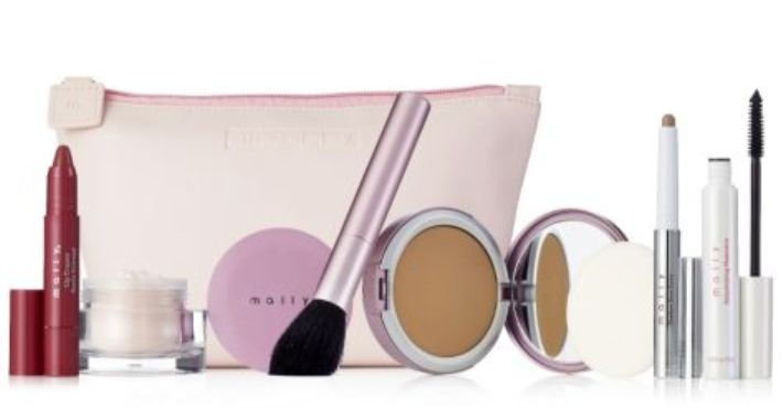 Mally 6 Piece Barely There Make Up Collection TSV on QVCUK 27th February 2016