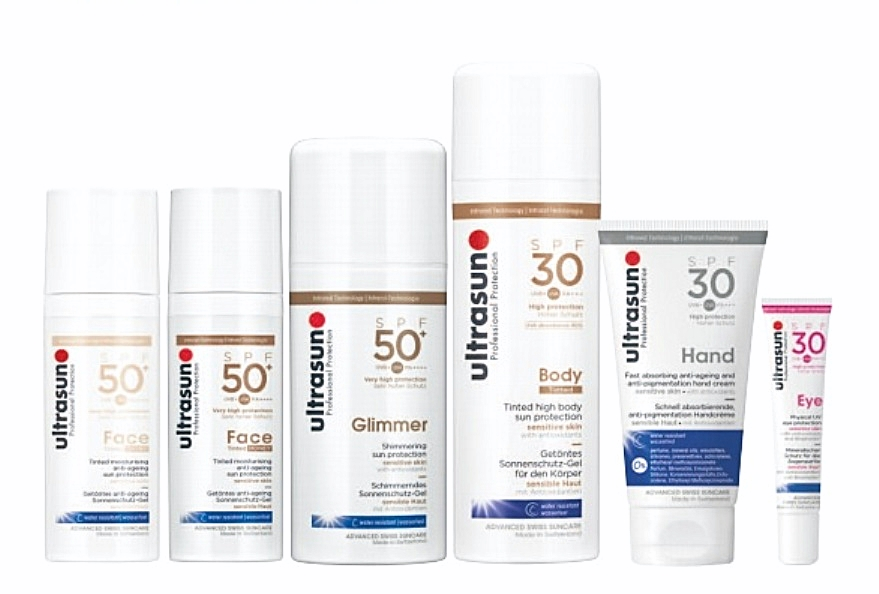 New Launch – Ultrasun Targeted Eye & Hand Protection Plus New Tinted Options