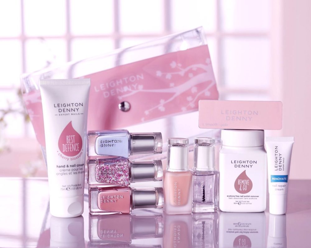Leighton Denny 9 Piece Around The World Nailcare Collection on QVCUK 21st April 2016