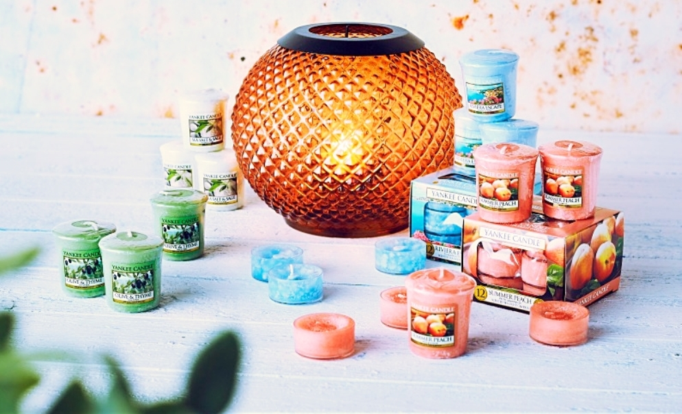 Yankee Candle Riviera Escape TSV 5th May on QVCUK