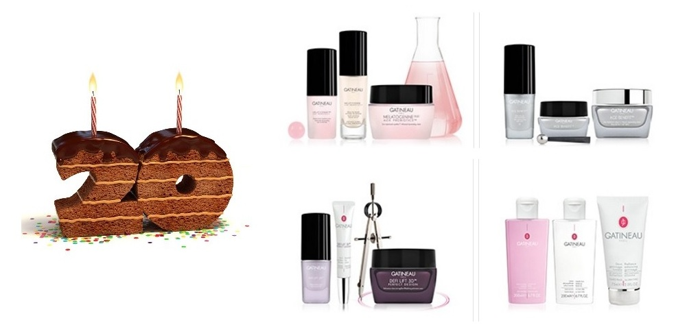 Gatineau 20th Anniversary Mini Series on QVCUK