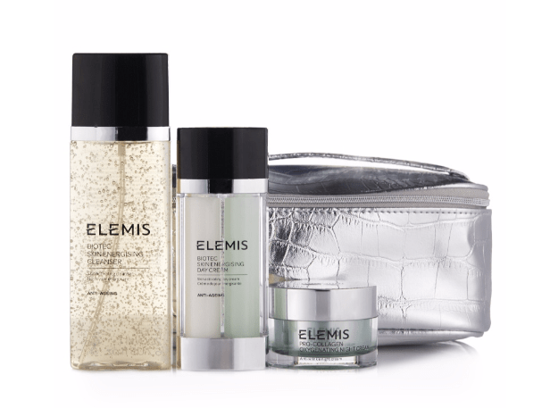 Elemis 3 Piece Energising Skincare TSV on QVCUK 4th September 2016