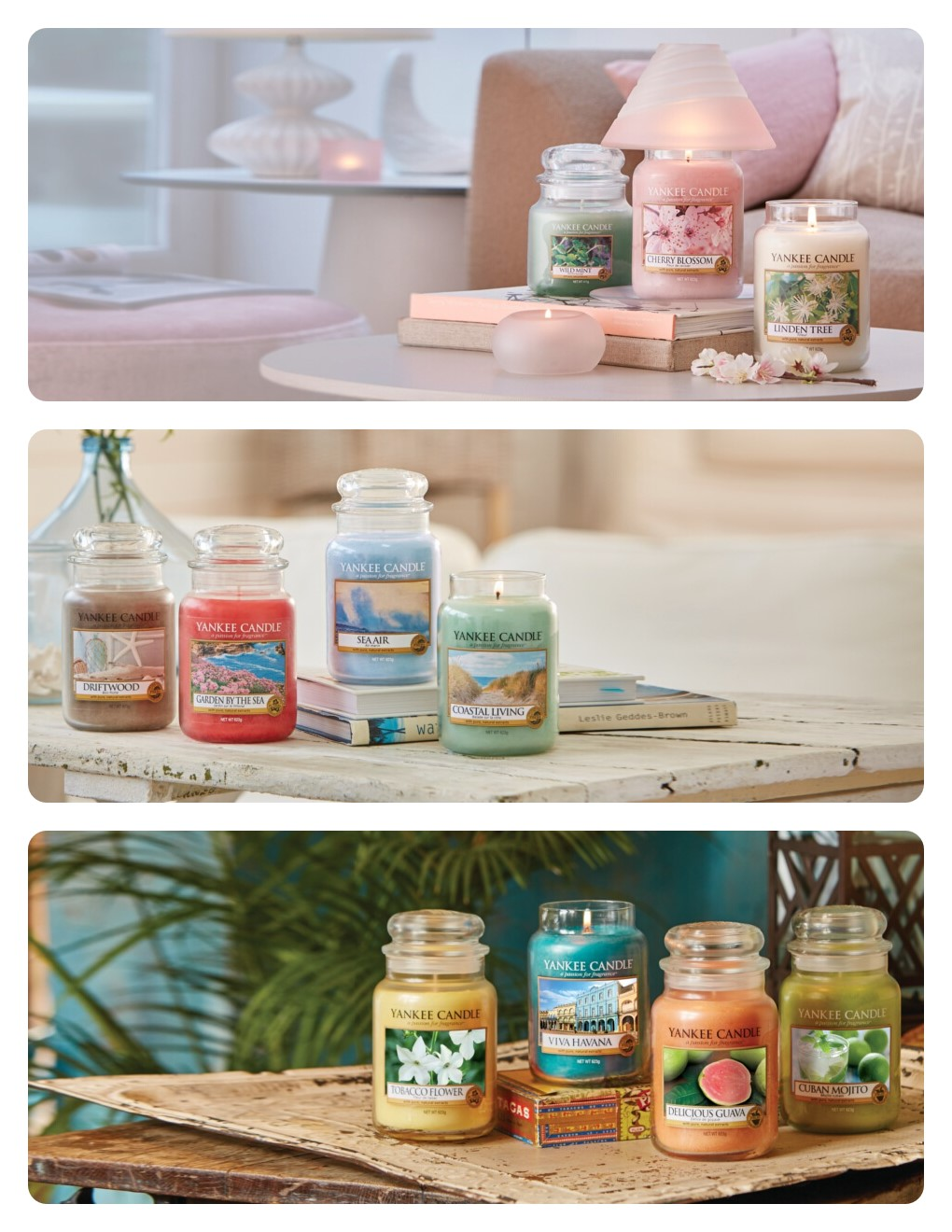 Yankee Candle 2017 New Releases