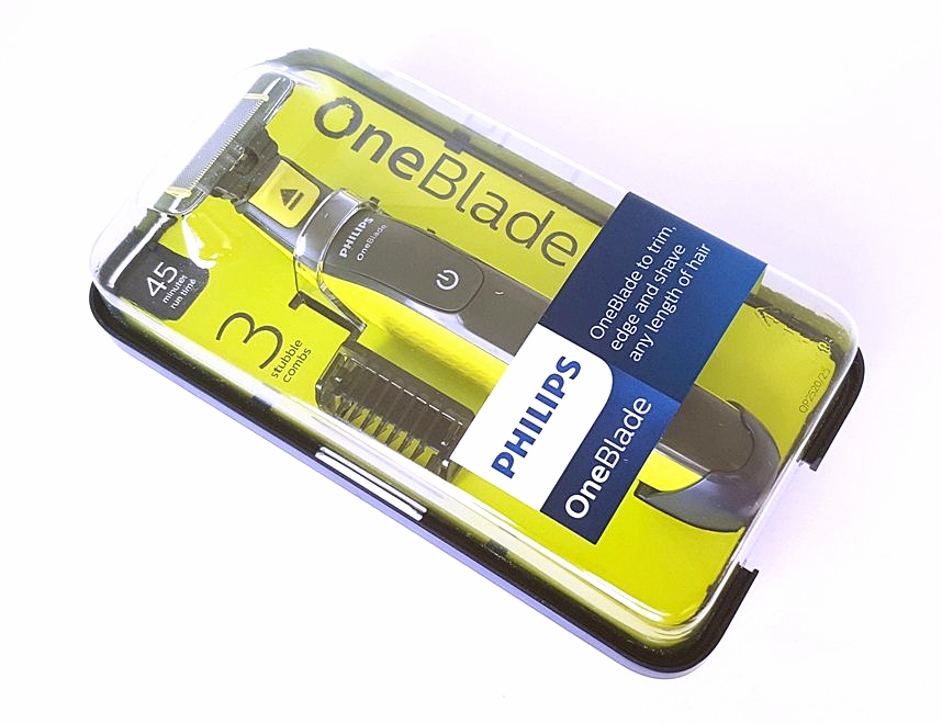 A New Revolution in Shaving  |  Philips One Blade