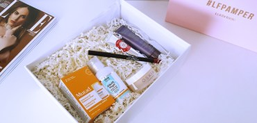 #LFPamper Beauty Box | Look Fantastic