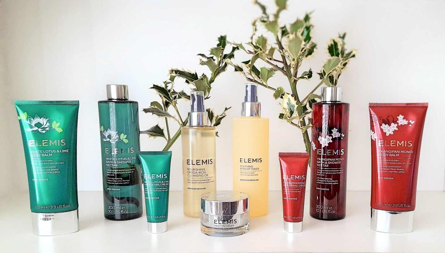 Elemis The Gift of Great Skin Face & Body TSV on QVCUK 13th November 2016