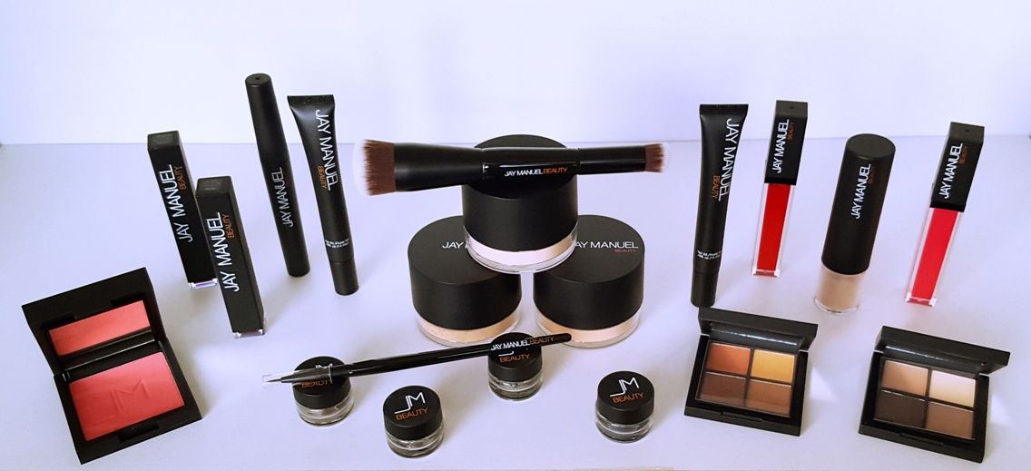 Brand New UK A/W Product Launch  |  Jay Manuel Beauty