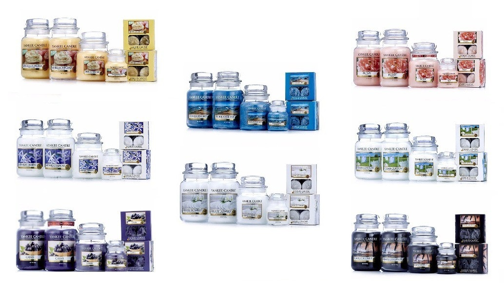 Yankee Candle 28 Piece Your Favourites TSV on QVCUK 12th Decemeber 2016