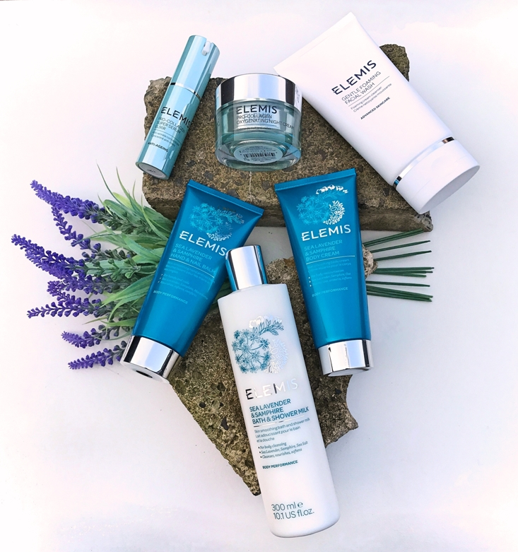 Elemis 6 Piece Pro-Collagen Science Of The Sea TSV on QVCUK 1st April 2017