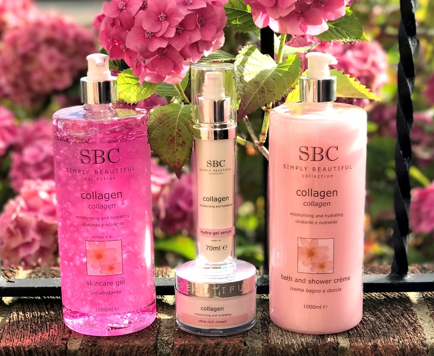 SBC Complete Collagen TSV on QVCUK 8th August 2017