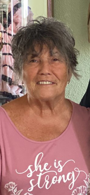 Jeanette Laura Mee (1944-2021)