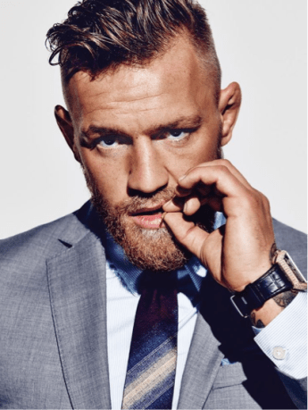 Conor McGregor PHOTO: ERIC RAY DAVIDSON FOR THE WALL STREET JOURNAL