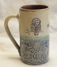 handmade mug  Studio 400 west LLC