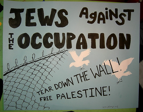 jews against the occupation