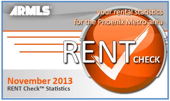 Phoenix Rentals - Statistics November 2013