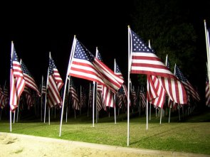 The Healing Field in Cathedral City 2010