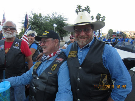 Palm Springs Annual Veterain's Day Parade