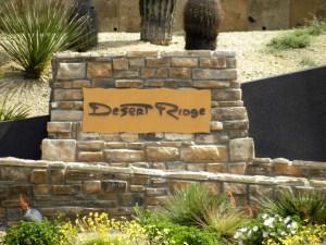 Desert Ridge in Phoenix Arizona