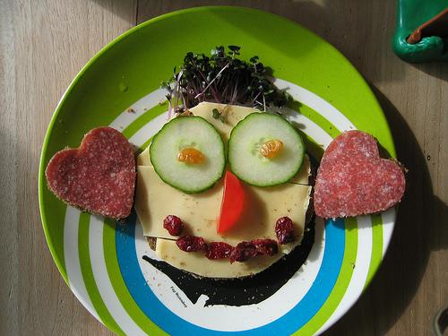 Funny Food (1/6)