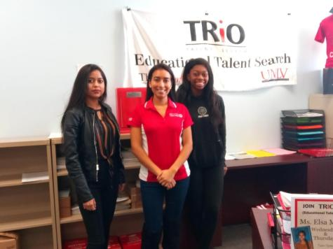 TRIO Helps Students Find Dream Jobs and Get Into College!!!