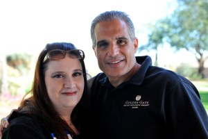 Pastor Dominick and Rachel Grimaldi