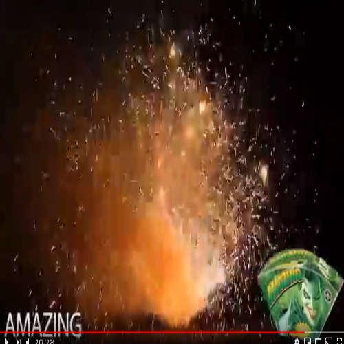 Amazing Fireworks Fountain Screen Shot 1