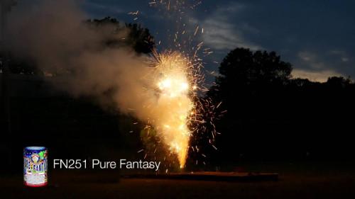 Pure Fantasy Fountain Video