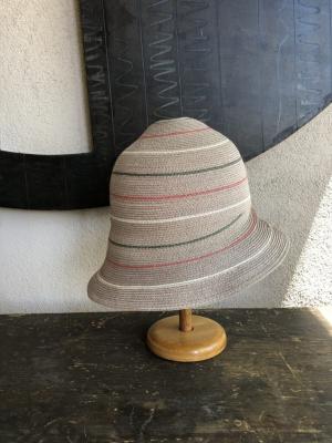 SAND SOFT STRIPE HAT