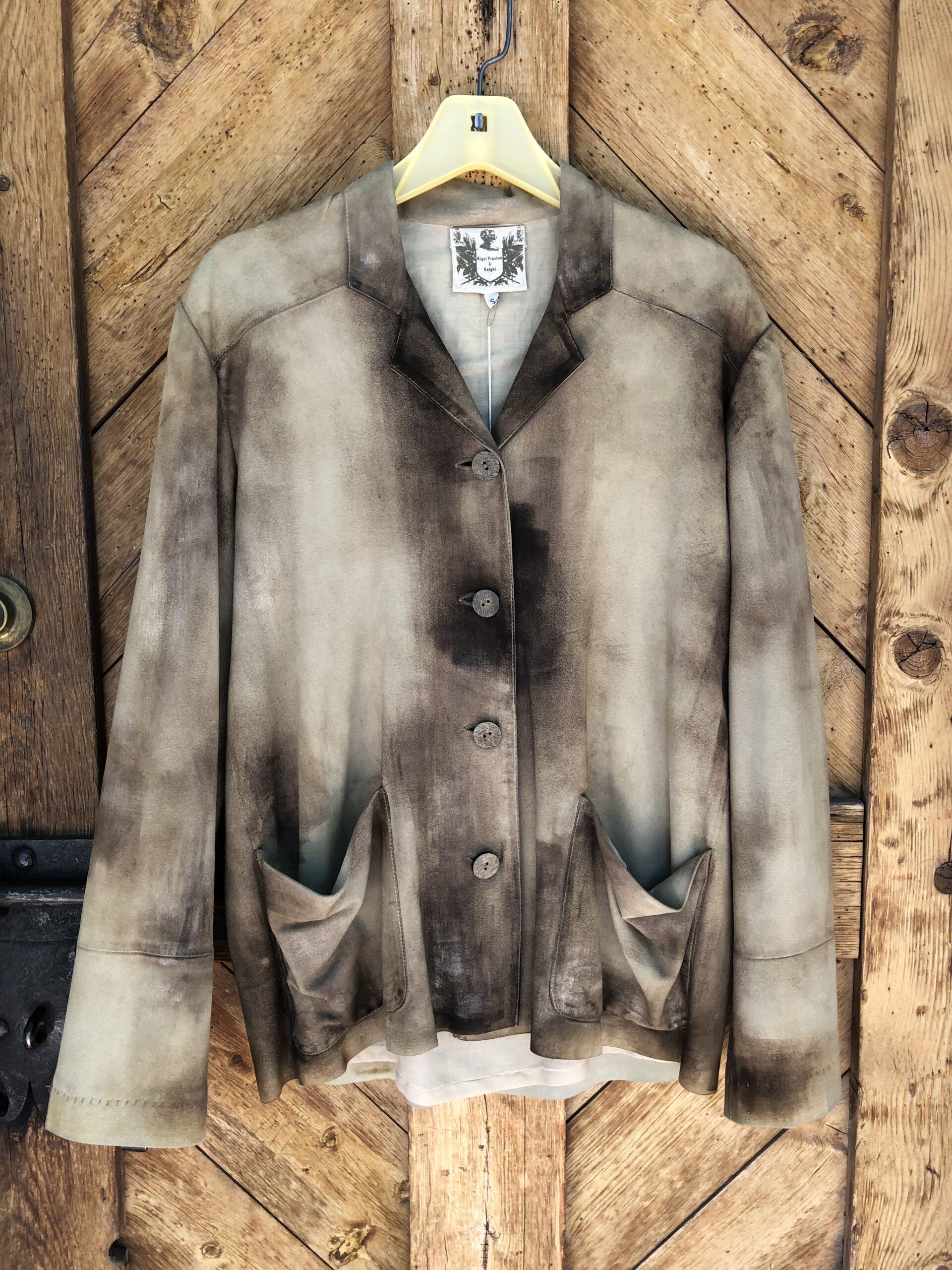 Nigel Preston Knight Jacket
