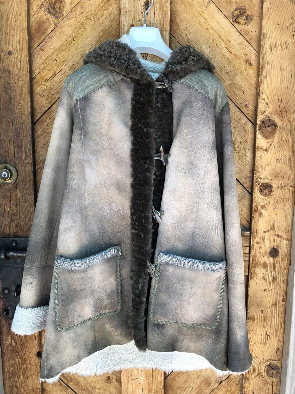 Nigel Preston & Knight Lamb Coat