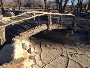 Bridge at Merritt Garden
