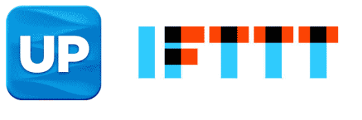 getting UP and IFTTT to play nice