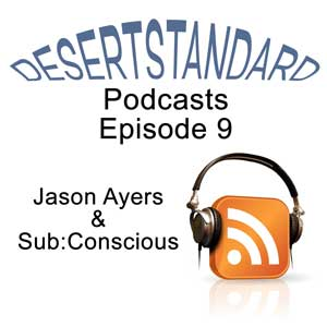 DS Podcast 9 Jason Ayers SubConsious