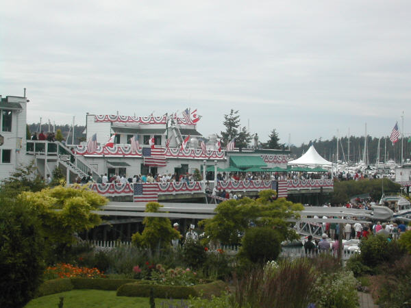 Roche Harbor 4th of July