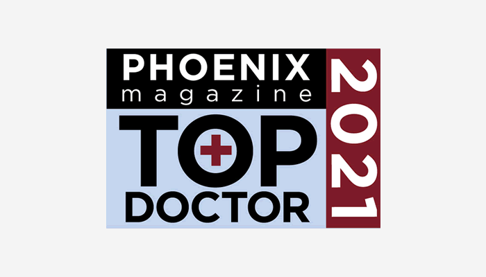 Phoenix Top Doc Award 2021
