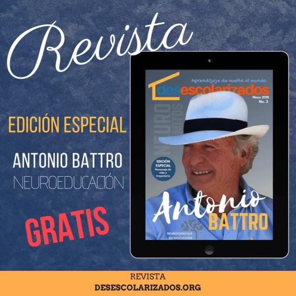 Revista Antonio Battro – Neuroeducación
