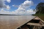 Bifurcation sur l'Amazone