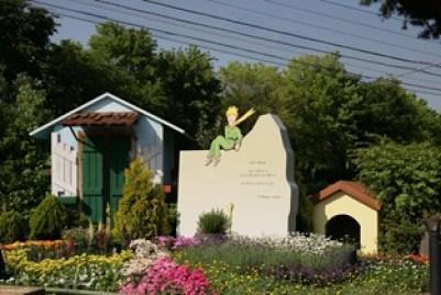 Objets - Le Petit Prince et les Roses - Cléo7540