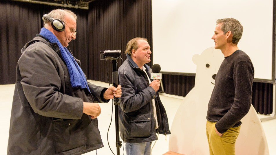 Premiere documentaire U in de wijk