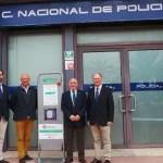 Desfibrilador instalado por ASIMA en Son Castelló
