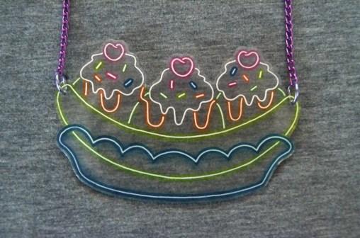 Un collier original che Misfitsmakes...