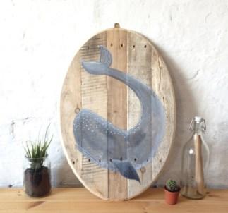 Un bout de bois décoratif...