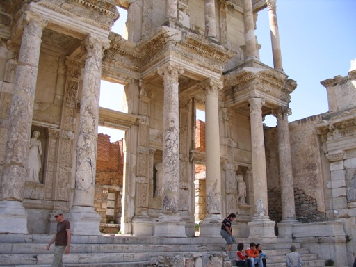 The Library of Ephesus