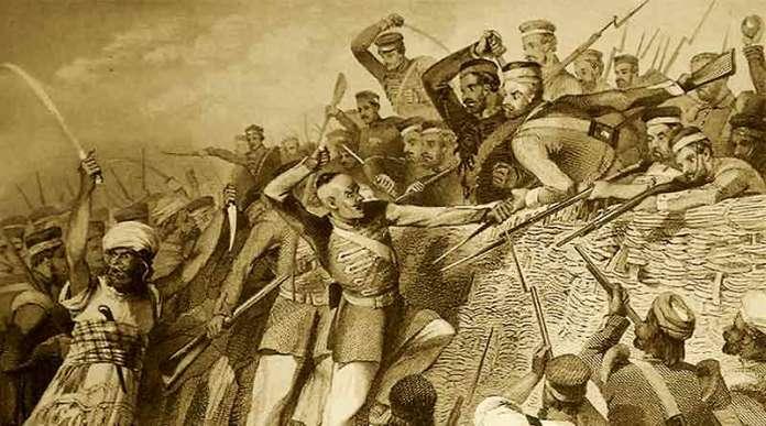Revolt-of-1857